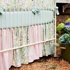 love birds crib bedding baby girl crib bedding in love
