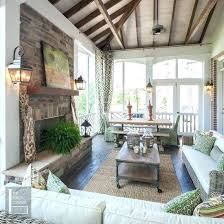 furniture for screened in porch. Back Porch Furniture Screened Best Ideas On In For C
