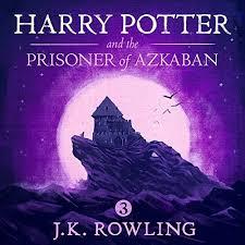 harry potter and the prisoner of azkaban book 3 cover art