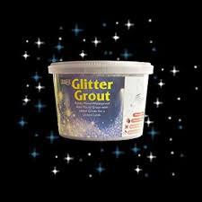 Granfix Glitter Grout 1 Litre Black Silver Amazon Co Uk