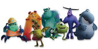 Image for Upcoming 'Monsters at Work ...