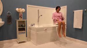 powered walk in bathtub momentum