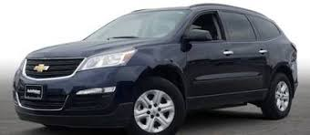 Used Chevrolet Traverse for Sale in Dallas, TX | Edmunds