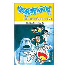 Doraemon Tập 3: Nobita Thám Hiểm Vùng Đất Mới (Tái Bản)   Tiki Trading