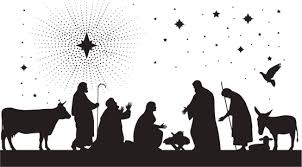 free nativity clipart silhouette. Perfect Nativity For Free Nativity Clipart Silhouette E