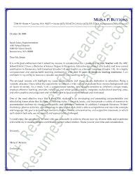 Collection Of Solutions Letter Of Intent For A Teaching Job Examples