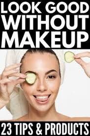 beauty without makeup 13 beauty hacks to simplify your mornings