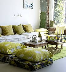 decorating with floor pillows. Fine With Using Floor Pillows In Interior Decorating And With Shelterness