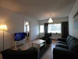 standard level four room apartment at 1 5 km distance from the city center of rauma 3 bedroom accommodation in rauma 8708454