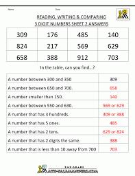 Worksheets Math Reading Comprehension Preschool Word Problems ...