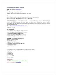 Surprising How To Send Resume To Consultancy 93 On Easy Resume Builder With  How To Send