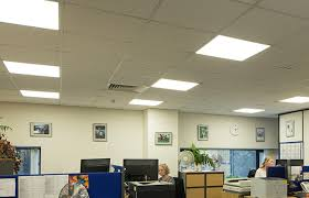 lighting for office. Read Our Neesham PR Office LED Lighting Case Study For