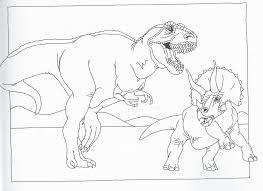Disegni Da Colorare Disegni Da Colorare I Dinosauri Colorare