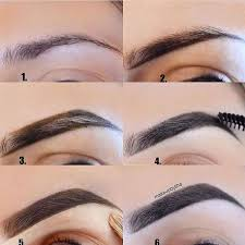 how to fill in eyebrows like a pro see more