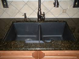Undermount Granite Composite Kitchen Sinks Black Granite Composite Sinks Sink Faucets