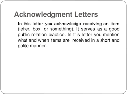 Acknowledgement Of Letter Received Imagespace Acknowledge Of Receiving Letter Gmispace Com