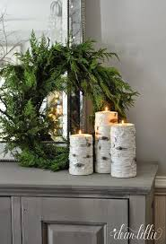 25 unique rustic winter decor ideas