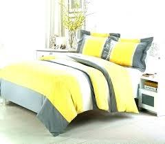 yellow chevron duvet grey and yellow duvet set gray and yellow duvet cover gray and yellow