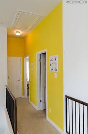 yellow bedroom paint