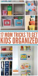 kids organization furniture. 17-Mom-Tricks-to-Get-Kids-Organized.png Kids Organization Furniture