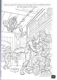 Small Picture Spiderman Vs Electro Coloring Pages Coloring Pages Ideas Coloring