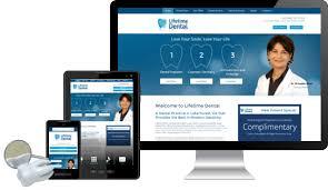 Dental Office Website Design Unique Cosmetic Dental Website Design For Dentists Solution48