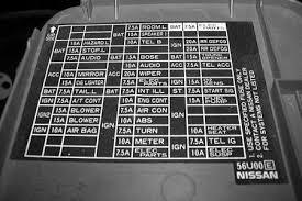 96 nissan maxima fuse box diagram petaluma need photo of fuse box diagram for 99 maxima forums