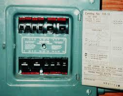 federal pacific electric circuit breaker replacement alert