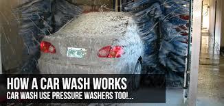car wash works how does a car wash work pressurewashercritics com