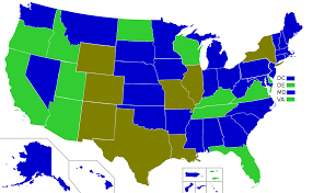 States Age Of Consent Chart Ages Of Consent In The United States Wikipedia