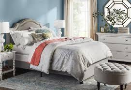 image of king size paisley bedding