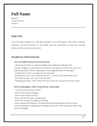 Ccna Cv Download Resume Templates Routing Switching Tigers