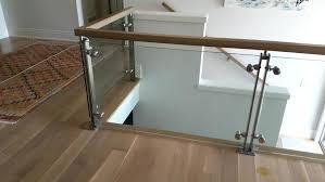glass railing system rs taper glass railing system glass railing systems for decks