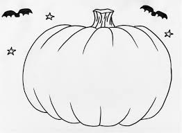 Small Picture Free Printable Halloween Pumpkin Coloring Pages Smiling Pumpkin