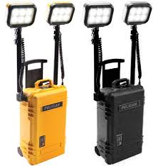 work area lighting. light remote area system pelican 9460 dual head rechargeable work lighting n