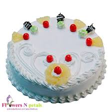 Royal Pineapple Online Flowers Cakes Delivery