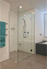 the beauty and style of frameless glass showers is in the simplicity and elegance of their clean design each of our shower screens at bay glass are
