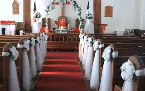 46 best decorated pews images on church weddings diy