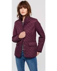 Deal Alert! Burgundy Newdale Quilted Jacket Size US 8 | Joules US & Burgundy Newdale Quilted Jacket Size US 8 | Joules US Adamdwight.com