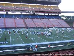 Aloha Stadium View From Orange Level Jj Vivid Seats