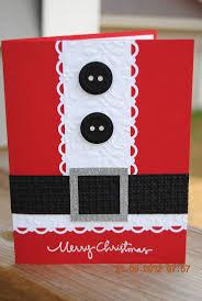 Creative Christmas Cards Best 10 Easy Christmas Cards Ideas On Pinterest Diy Christmas