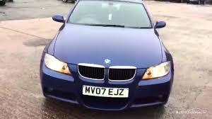 BMW 3 Series bmw 3 series 2007 : BMW 3 SERIES 318I M SPORT BLUE 2007 - YouTube