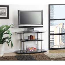 furniture enchanting small television stand corner tv oak white terrific canyon inch console main