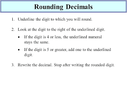 5th Grade Math Rounding Decimals Worksheets Common Core Free Best Of ...