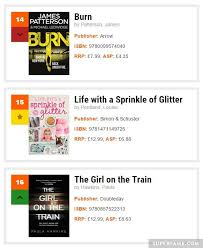 Official Uk Book Sales Chart Louise Pentlands Book Debuts At 15 On The Official Uk Top