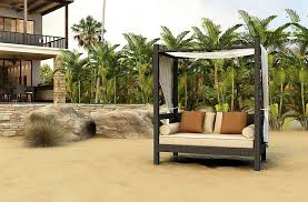 diy outdoor daybed with canopy stylish and fashionable beds for the ultimate backyard lounge 18