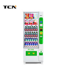 Cheapest Vending Machines Interesting China Tcn Factory Supply Cheapest Mini Vending Machine For Snack