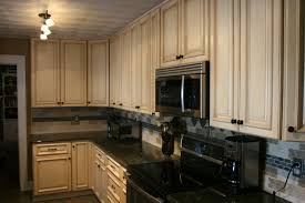 cabinet and lighting. Kitchens With Dark Cabinets And Light Granite Countertops For Measurements 3456 X 2304 Cabinet Lighting A