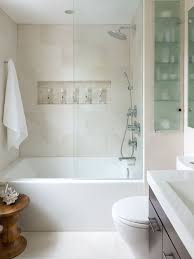 Small Picture Small Bathroom Shower Ideas Houzz