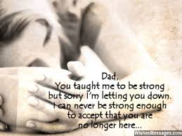 Father Death Quotes New I Miss You Messages For Dad After Death Quotes To Remember A Father